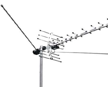 Установка ТВ-антенн